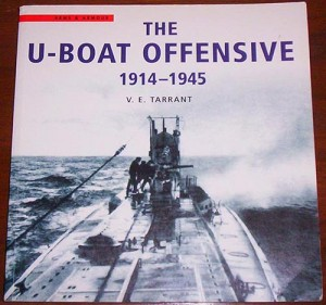 10045 300x281 - The U-Boat Offensive 1914 – 1945 - By V.E. Tarrant