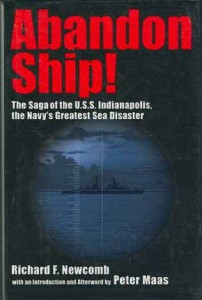 AbandonShipHB 202x300 - Abandon Ship! - hardback - By Richard F. Newcomb