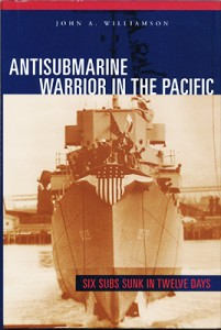 AntiSubmarineWarriorHB 201x300 - New Navy Books