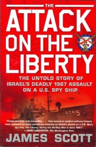AttackOnTheLibertySB 1 196x300 - The Attack on the Liberty - By James Scott
