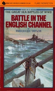 BattleEnglishChannelPB1 181x300 - Battle In the English Channel - By Theodore Taylor
