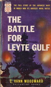 BattleForLeyteGulf 1231 175x300 - The Battle For Leyte Gulf - paperback - By C. Van Woodward