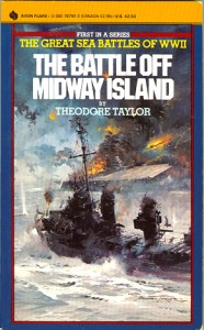 BattleOffMidwayIsland 186x300 - The Battle Off Midway Island - By Theodore Taylor