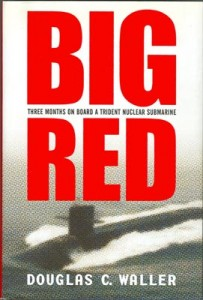 BigRedHB 203x300 - Big Red - By Douglas C. Waller