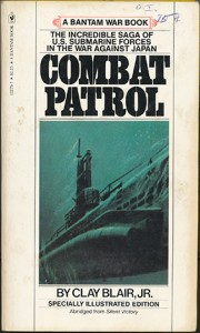 CombatPatrol PBsc0000 1 180x300 - Combat Patrol - By Clay Blair, Jr