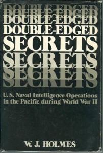 DoubleEdgedHB 202x300 - Double-Edged Secrets - By W. J. Holmes