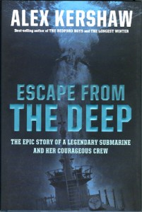 EscapeDeep 201x300 - New Navy Books