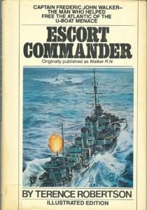 EscortCommanderHB 210x300 - Escort Commander - hardback - By Terence Robertson