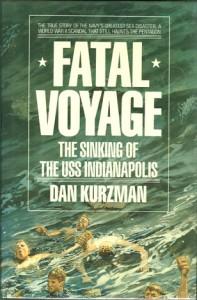 FatalVoyageHB 11 197x300 - Fatal Voyage - hardback - By Dan Kurzman