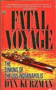 FatalVoyagePB 187x300 - Fatal Voyage - paperback - By Dan Kurzman