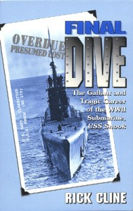 FinalDiveCover 189x300 - New Navy Books