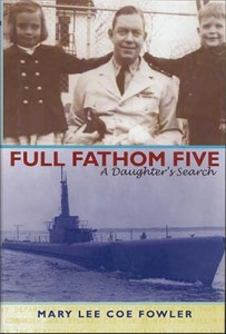 FullFathomFiveHB 1 203x300 - New Navy Books