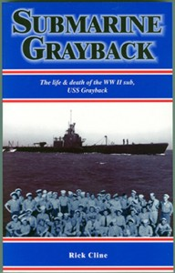GraybackCover1 192x300 - Rare Navy Books