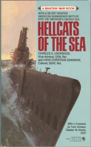 HellCatsPB2 186x300 - Hellcats Of The Sea - paperback - By Vice Admiral Charles A. Lockwood, Jr., and Colonel Hans Christian Adamson