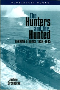 HuntersCvr 201x300 - The Hunters and the Hunted - By Jochen Brennecke