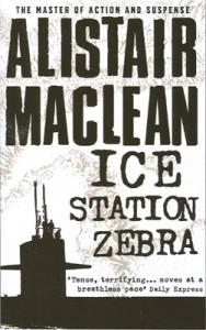 IceStationZebraPB 11 188x300 - Ice Station Zebra - By Alistair MacLean