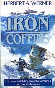 IronCoffins PB 33 1 188x300 - Iron Coffins - paperback - By Herbert A. Werner