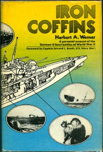 IronCoffinsHB11 204x300 - Iron Coffins - hardback - By Herbert A. Werner