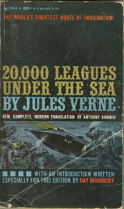 JulesVernePB 179x300 - Twenty Thousand Leagues Under The Sea - By Jules Verne