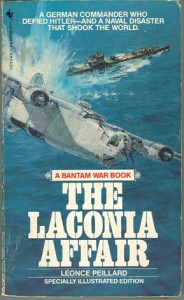 Laconia 184x300 - The Laconia Affair - By Leonce Peillard