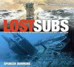 LostSubs1 300x270 - Lost Subs - By Spencer Dunmore
