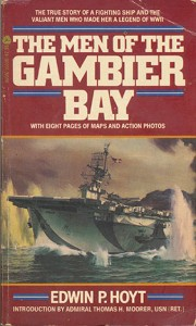 MenOfGambierBay PB 180x300 - The Men Of The Gambier Bay - By Edwin P. Hoyt