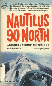 Nautilus90PB 2 183x300 - Nautilus 90 North - paperback - By Commander William R. Anderson USN, with Clay Blair, Jr.