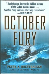 OctFuryHB 200x300 - October Fury - By Peter A. Huchthausen