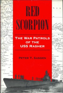 RedScorpionHB 202x300 - Red Scorpion - hardback - By Peter T. Sasgen