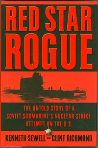 RedStarHB1 200x300 - Red Star Rogue - hardback - By Peter T. Sasgen