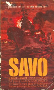 SavoPB 181x300 - SAVO - By Richard F. Newcomb