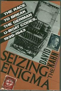 SeizingEnigma 204x300 - Seizing The Enigma - By David Kahn