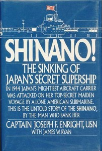 ShinanoHB 22 203x300 - Shinano! - hardback - By Captain Joseph Enright