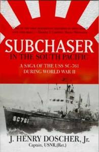 SubChaser 1 195x300 - Subchaser - By Captain J. Henry Doscher, Jr., USNR (Ret.)