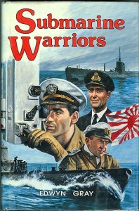 SubWarriorsHB2 198x300 - Submarine Warriors - hardback - By Edwyn Gray