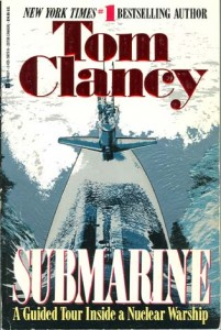 SubmarineSB 201x300 - Submarine - By Tom Clancy