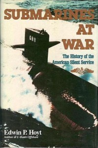 SubmarinesAtWarPB2 199x300 - Submarines At War - paperback - By Edwin P. Hoyt