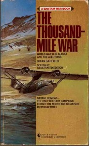 ThousandMileWar 1 184x300 - The Thousand-Mile War - paperback - By Brian Garfield