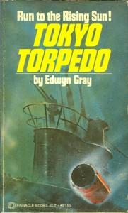 TokyoTorpedo 181x300 - Tokyo Torpedo - By Edwyn Gray