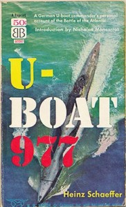 UBoat977 PB 33 182x300 - U-Boat 977 - paperback - By Heinz Schaeffer