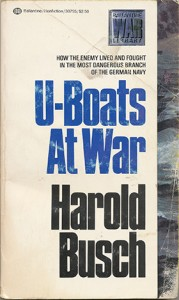 UboatsAtWar sc11 179x300 - U-Boats At War - By Harald Busch
