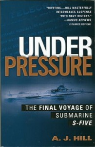 UnderPressureSB 195x300 - New Navy Books