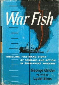 WarFishHB 207x300 - War Fish - hardback - By George Grider with Lydel Sims