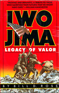IwoJima Ross 1 191x300 - Iwo Jima - By Bill D. Ross