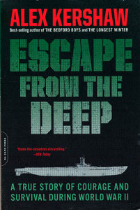 EscapeFromDeep SB 1 201x300 - New Navy Books