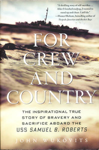 ForCrewAndCountry SB 198x300 - New Navy Books