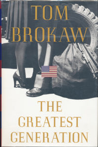 GreatestGeneration HB 199x300 - The Greatest Generation - By Tom Brokaw