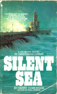 SilentSea PB 3 1 182x300 - Silent Sea - paperback - By Harry Homewood