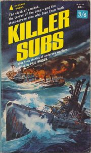 KillerSubs PB 44 180x300 - Killer Subs - Edited by Phil Hirsch