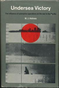 UnderseaVictory HB Front 202x300 - Undersea Victory - hardback - By W. J. Holmes